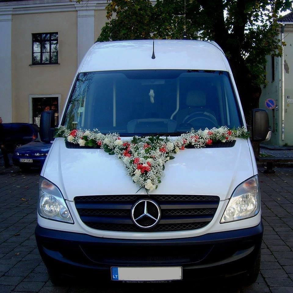 Mikroautobusų nuoma vestuvėms