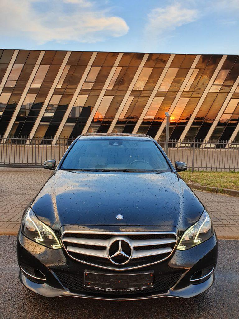 Prabangių automobilių nuoma pasitikimai Klaipeda