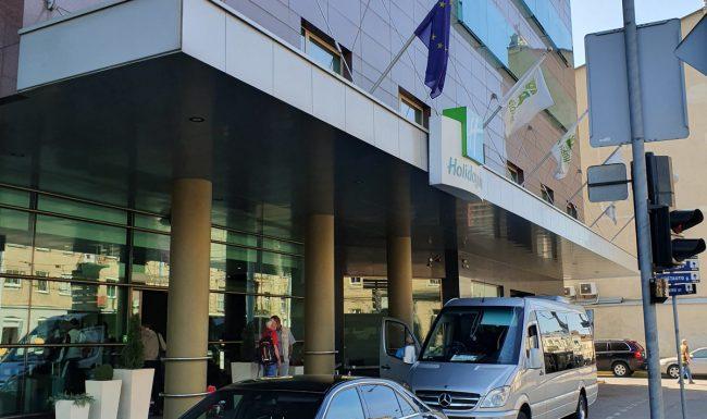 Keleivinių mikroautobusų nuoma oro uostas