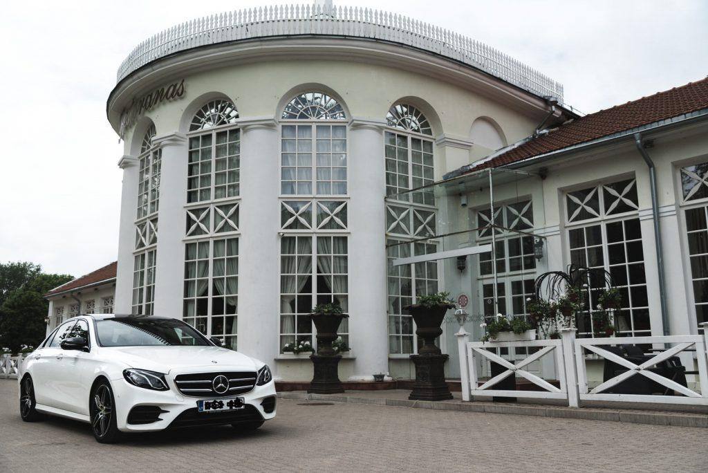Prabangių automobilių nuoma Klaipeda