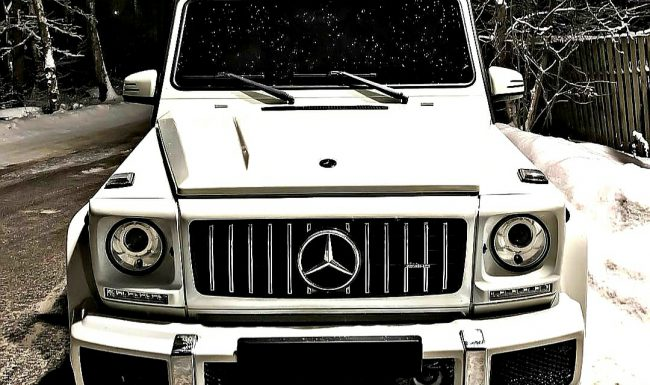 Mercedes G55 AMG nuoma