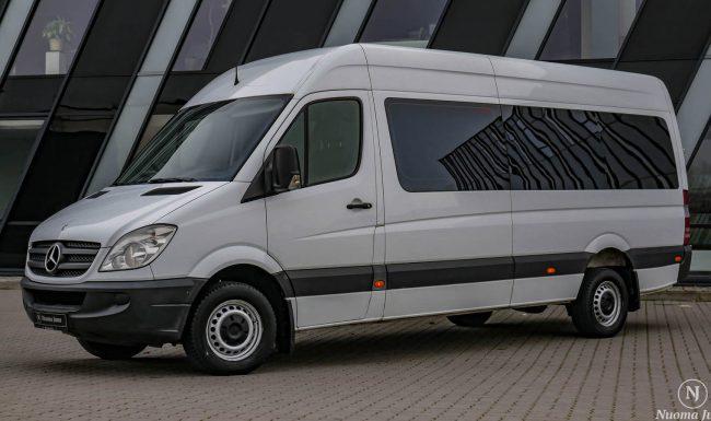Keleivinių mikroautobusų nuoma kelionėms