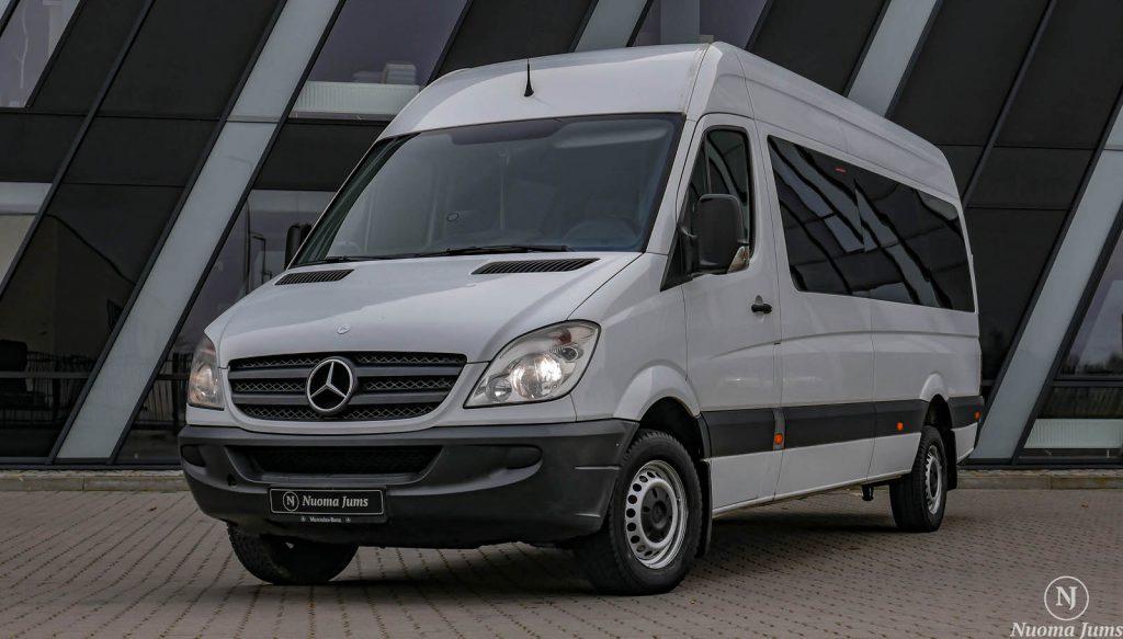 Keleivinių mikroautobusų nuoma 1