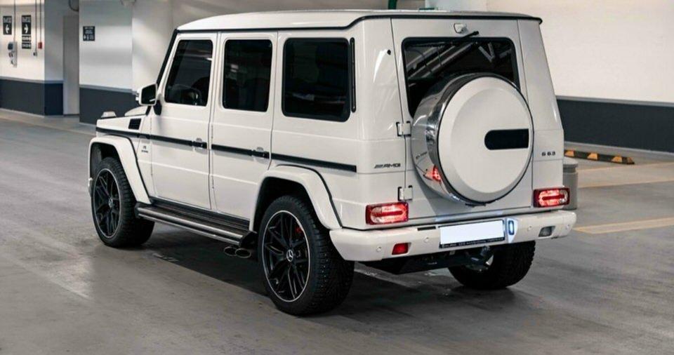 Mercedes Benz G klasės nuoma Vilniuje, Kaune ir visoje Lietuvoje