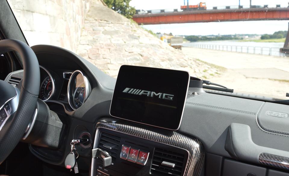 Mercedes-Benz G (geliko) nuoma su vairuotoju
